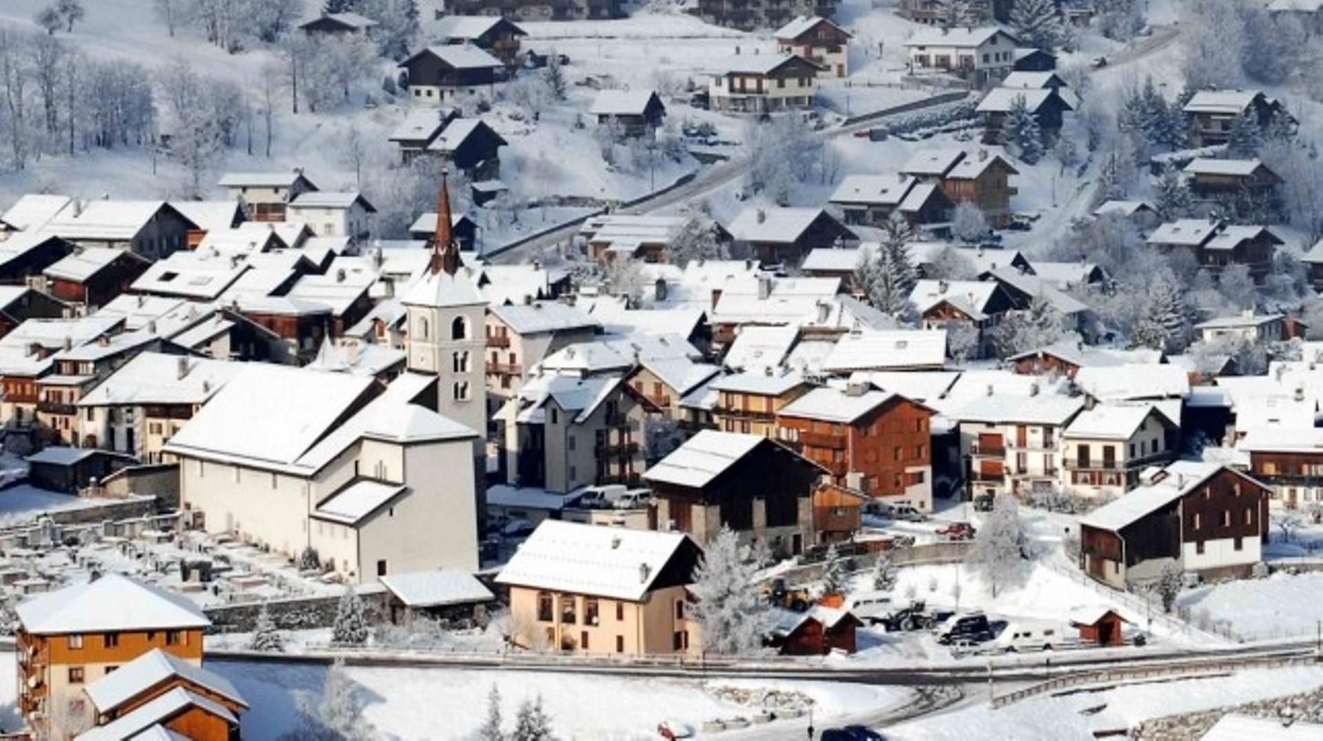 winter privat chalet